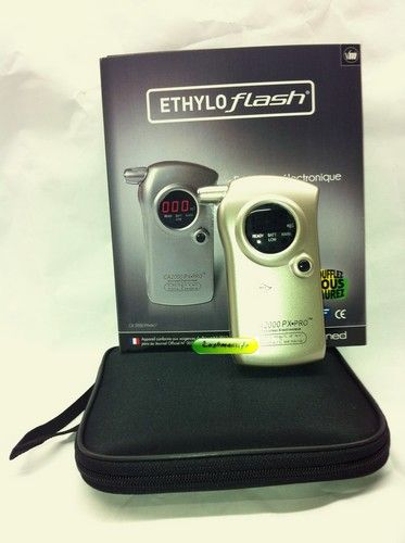 Ethylo Flash - Ethylotest Electronique Homologué Nf-ce Nf X20-704