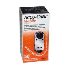 Accu Chek Mobile Cassette 2X50 tests
