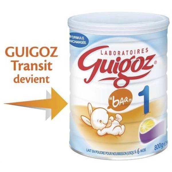 Guigoz Baa 1 Transit