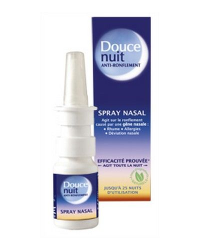 Parapharmacie anti ronflement - Douce nuit ronflement ...