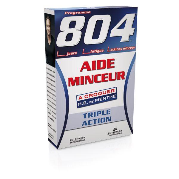 804 aide minceur triple action for Action minceur