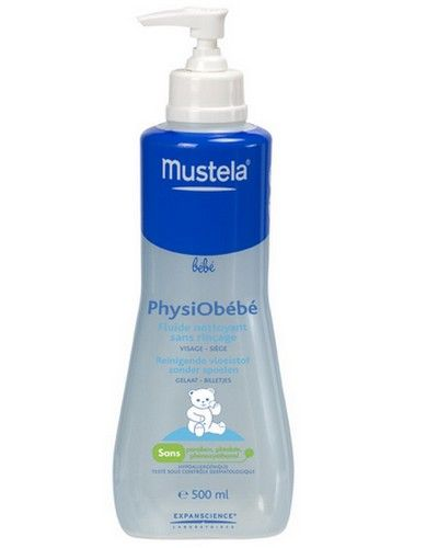 Mustela Physiobébé 500ml