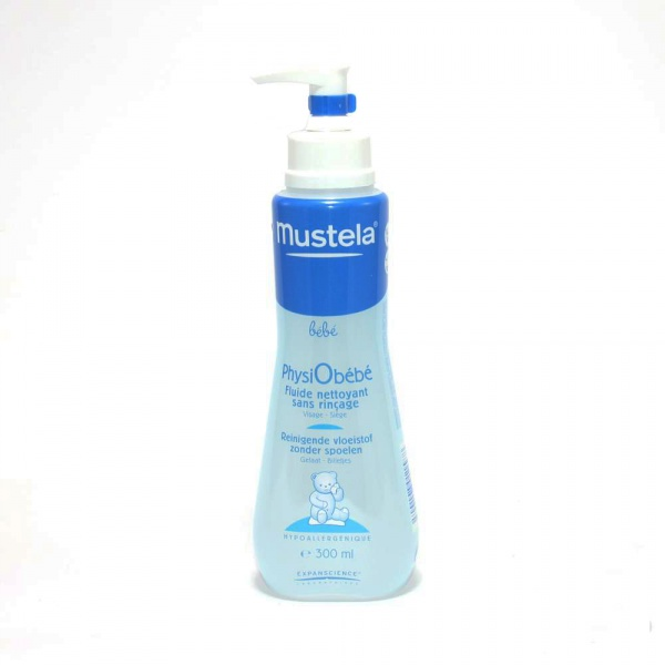 Mustela Physiobébé 500ml Lot De 2