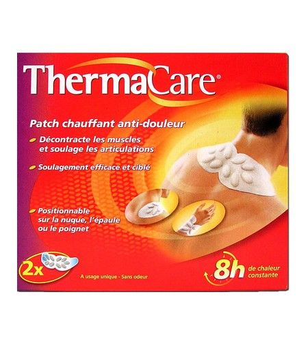 Thermacare Patch Chauffant Nuque, Epaule Ou Poignet